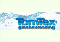 TomTex glasbewassing